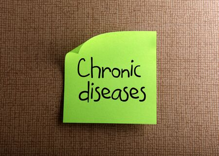 Chronic diseases Stock Photo - 14377304