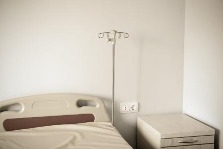 hospital interior. photo