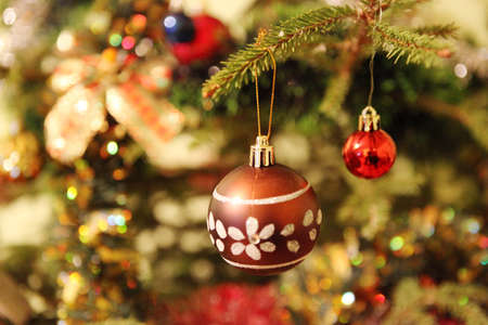 Christmas Background. Stock Photo - 17111543