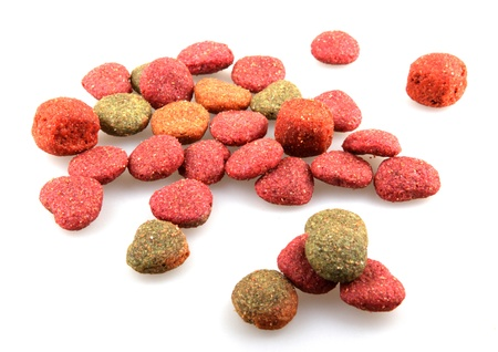 dog food: petfood Stock Photo