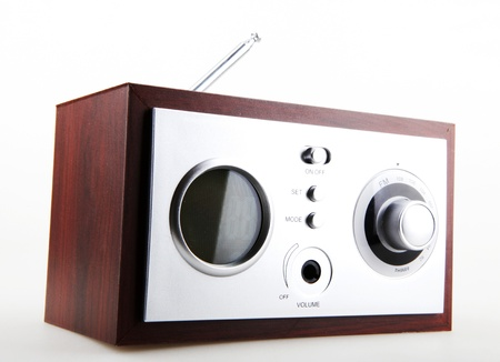 retro radio Stock Photo - 17610240