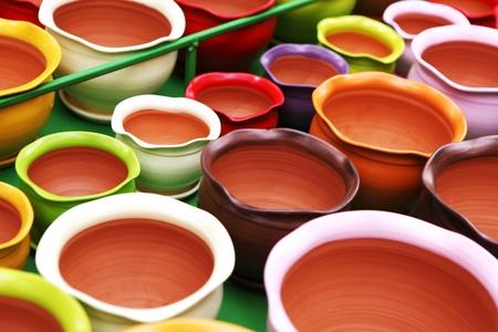 ceramic pot photo