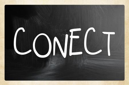social media - internet networking concept photo