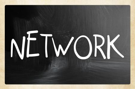 social media - internet networking concept Stock Photo - 20174841