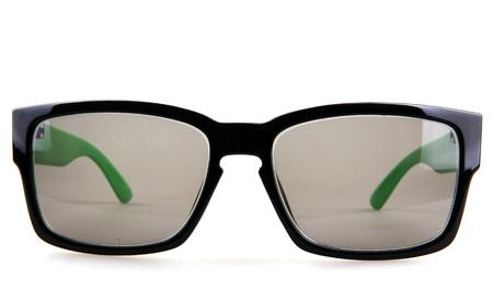 glasses on isolated white background Stock Photo - 20223815
