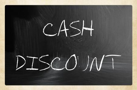 text handwritten with white chalk on a blackboard Stock Photo - 20284361