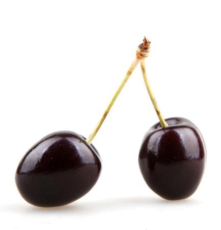Sweet cherries photo