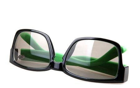 sunglasses isolated on the white background Stock Photo - 20506529