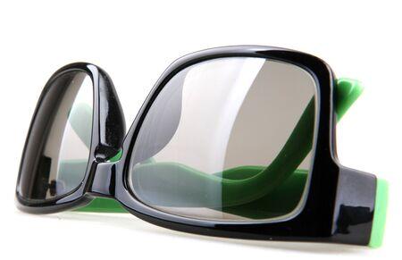 sunglasses isolated on the white background Stock Photo - 20506554