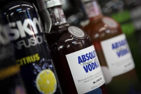 bebidas alcoh�licas: Las bebidas alcoh�licas en botellas