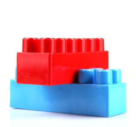 building blocks: Plastic Building Blocks Stock Photo