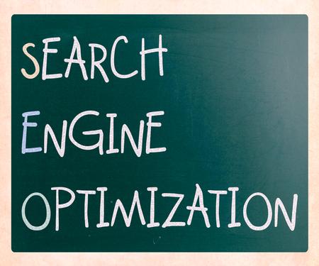 Search engine optimization Stock Photo - 23422571