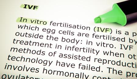 In vitro Zdjęcie Seryjne