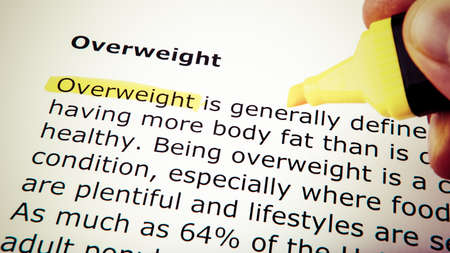Overweight photo