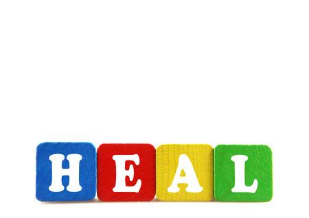 heal concept Stock Photo - 24426210