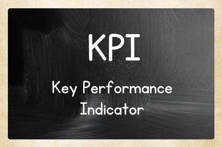 kpi: kpi - key performance indicator