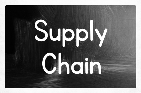 supply chain concept photo