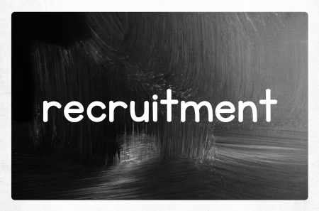 recruitment concept photo