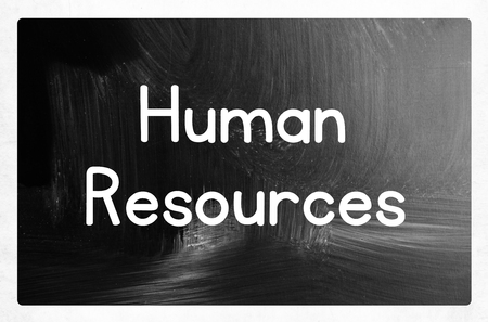 human resources concept photo