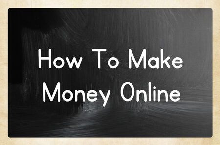 how to make money online photo