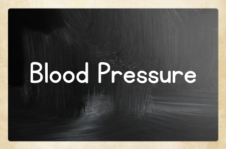 hypertensive: blood presure concept