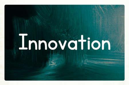 ingenuity: innovation concept