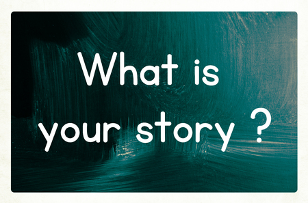 what is your story? photo