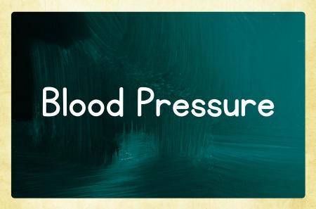 presure: blood presure concept