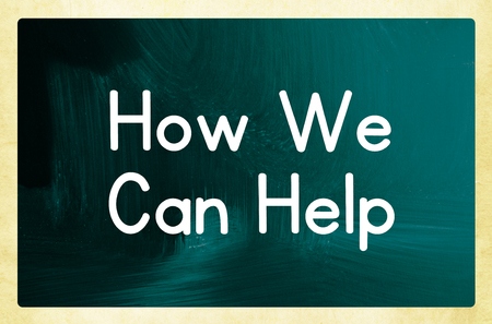 can we help: how we can help