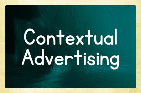 contextual: contextual advertising