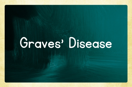 graves disease photo