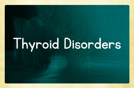thyroid disorders photo