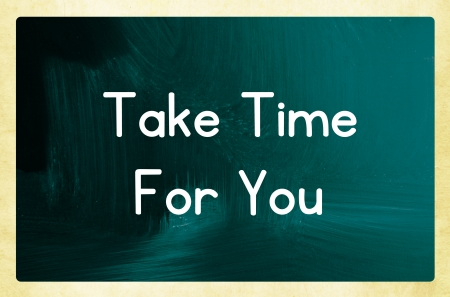 ego�sta: tomar tiempo para ti