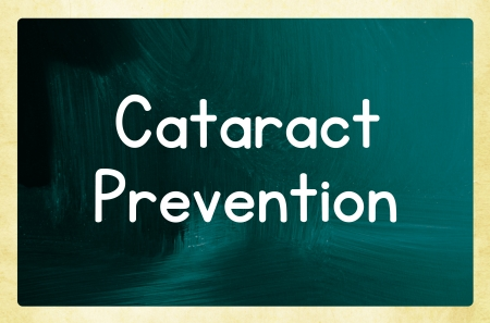 clouding: cataract prevention