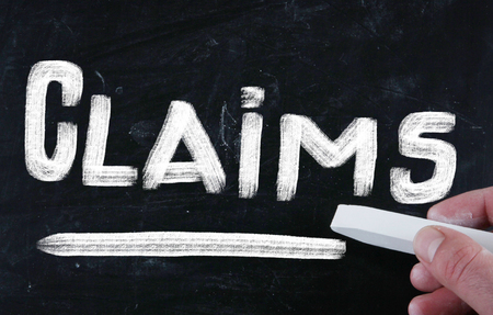 claims concept photo