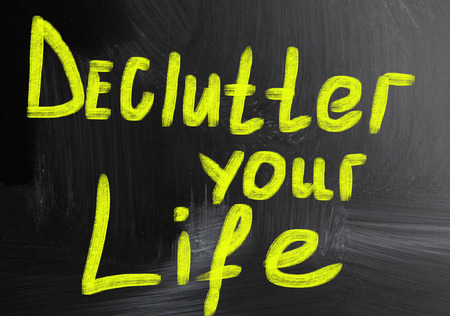 declutter your life photo