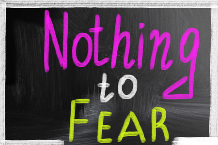 nothing to fear photo