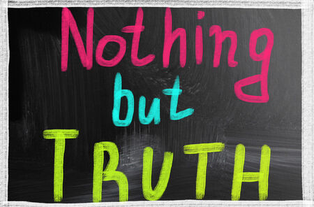 nothing but truth photo