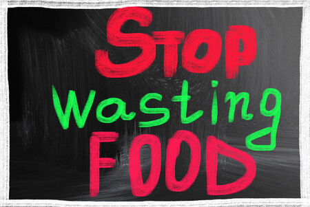 stop wasting food photo
