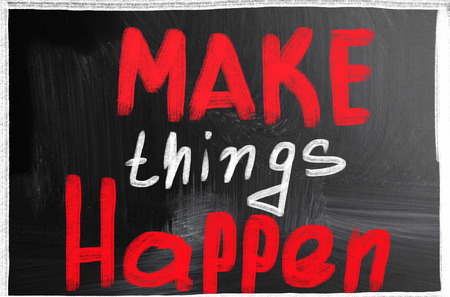 make things happen photo