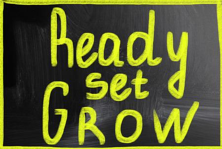 recap: ready set grow