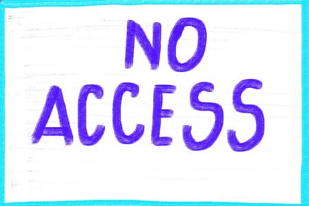 no access: no access