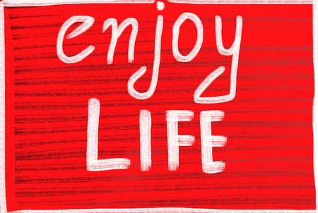 enjoy life: godersi la vita