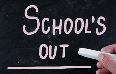 recap: schools out