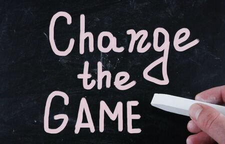 change the game photo