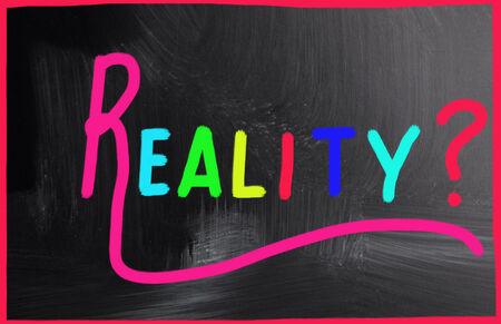 actuality: la realt� concetto