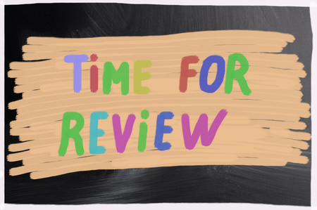 reassessment: time for review