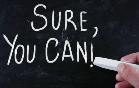 sure: sure, you can!