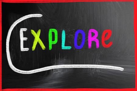 self discovery: explore concept