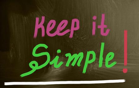 keep it simple! photo
